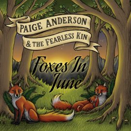 Paige Anderson & the Fearless Kin