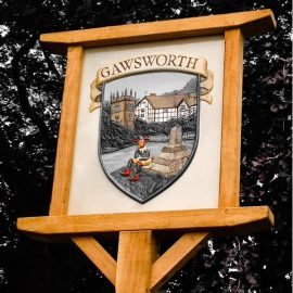 Gawsworth Parish Logo