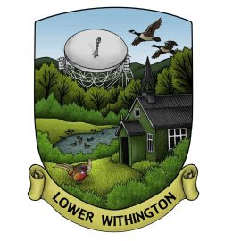 Lower Withington Village Logo