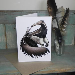 Anteaters Greeting Card