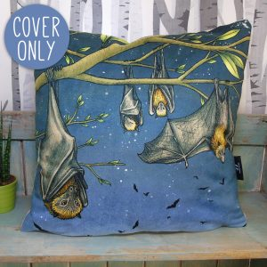 Rodrigues Fruit Bats Cushion Cover
