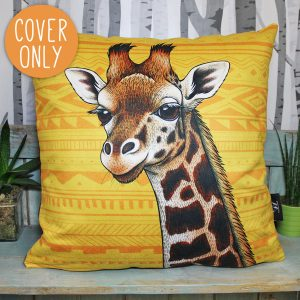 Rothschild's Giraffe Cushion Cover