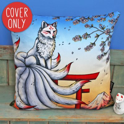 Kitsune Cushion Cover