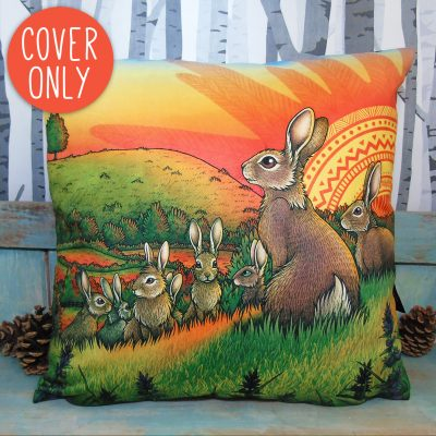 Watership Down Cushion Cover