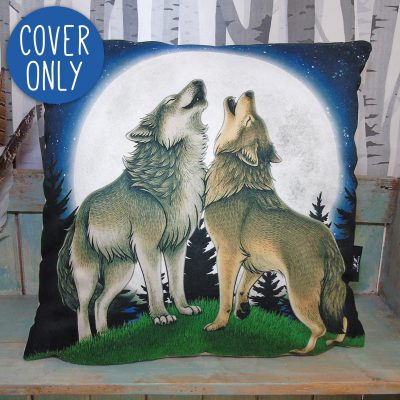 Wolf Song Cushion Cover