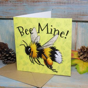 Bee Mine Card