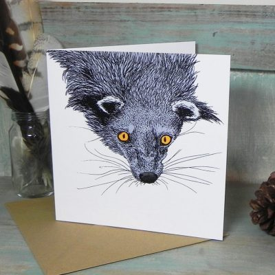 Binturong Greeting Card