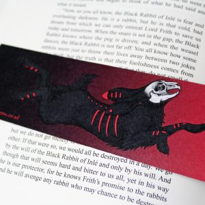 Watership Down Double Sided Bookmark