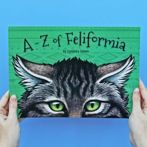 A to Z of Feliformia Book