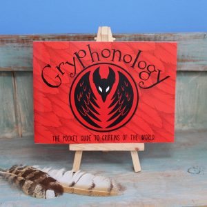 Gryphonology ~ The pocket guide to griffins of the world