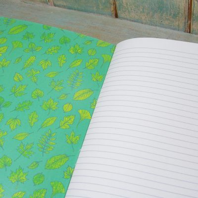 Rabbit Illustration Notebook