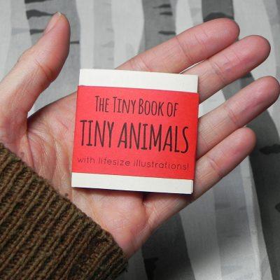 The Tiny Book of Tiny Animals