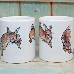 Bunny Binky Mug