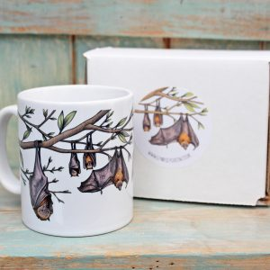 Rodrigues Fruit Bats Mug