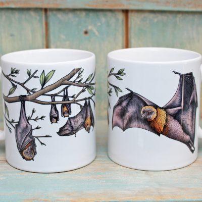 Rodrigues Fruit Bats Mug