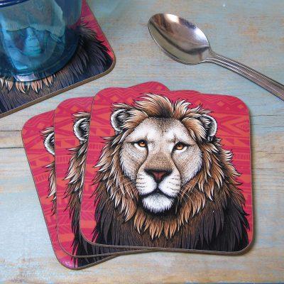 Single (x1) Lion Coaster