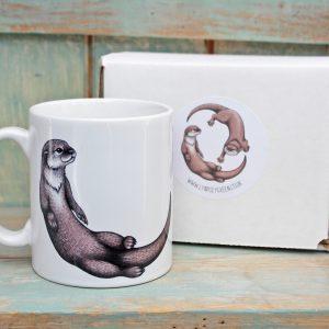 Otters Mug