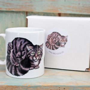 Scottish Wildcat Mug
