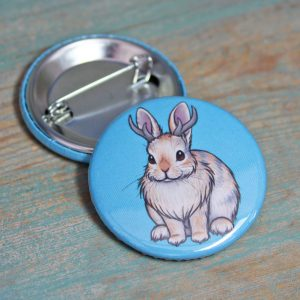 Renly Jackalope Badge