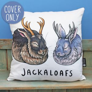 Jackaloafs Cushion Cover