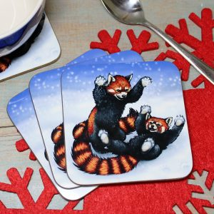 Single (x1) Snowfight Coaster